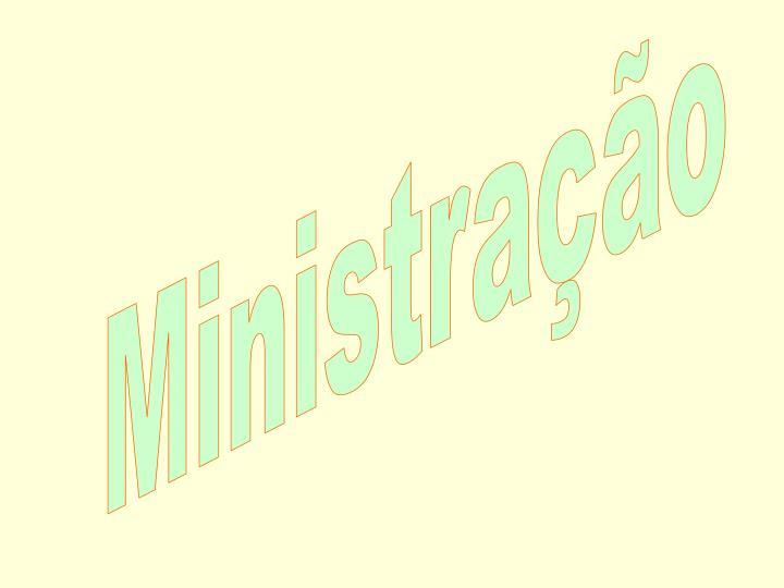 Ministração