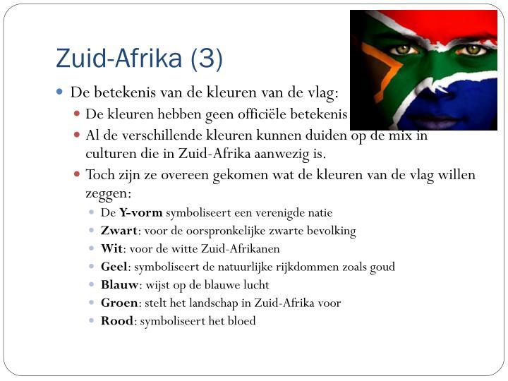 Zuid-Afrika (3)