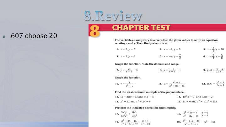 8.Review