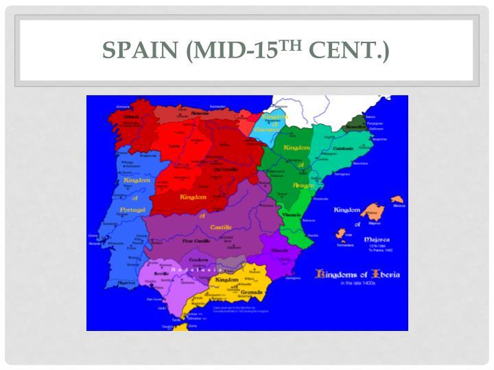 Spain (mid-15