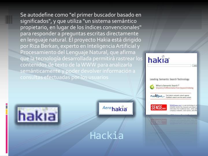 Hackia