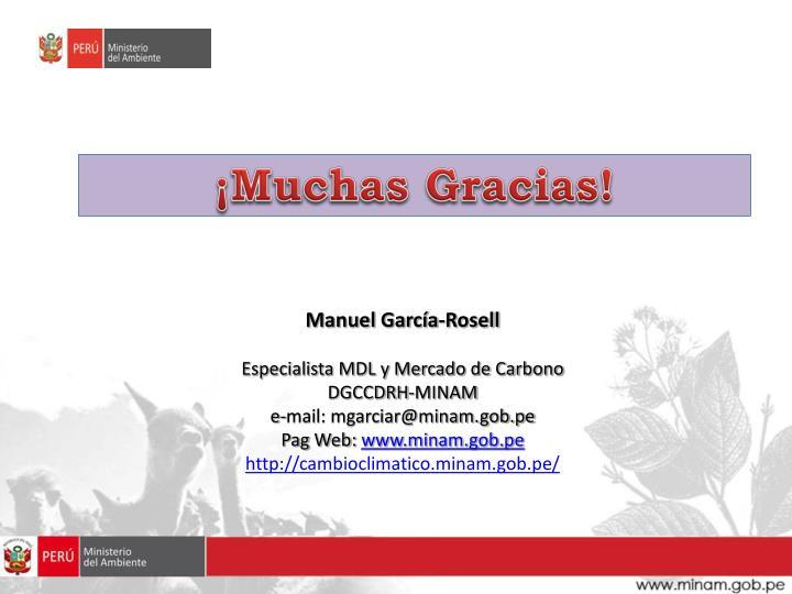 Manuel García-