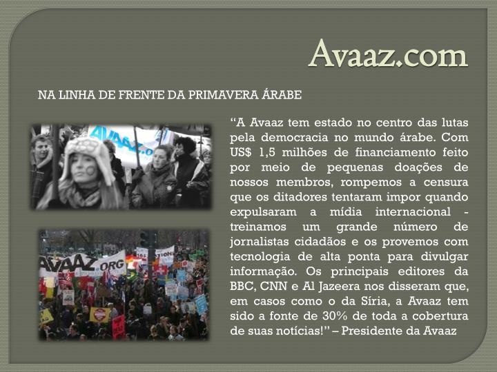 Avaaz.com