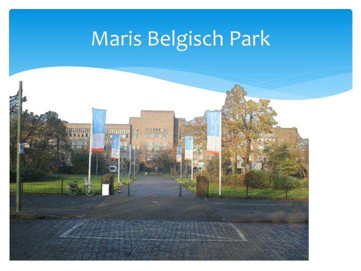 Maris Belgisch Park