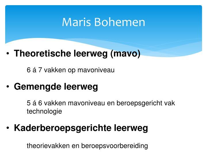 Maris Bohemen