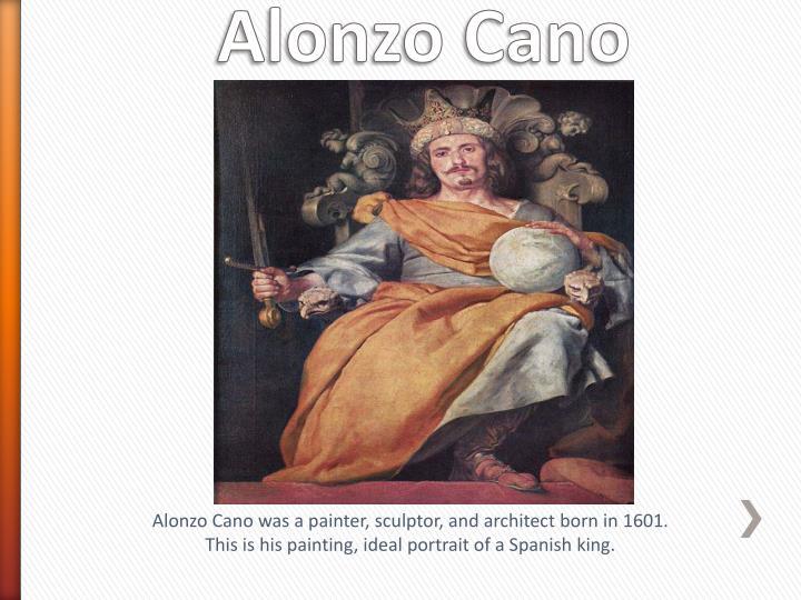 Alonzo Cano