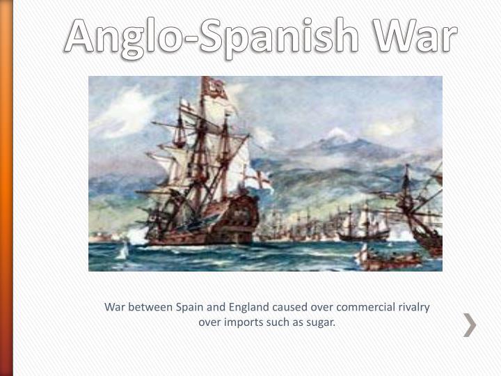Anglo-Spanish War
