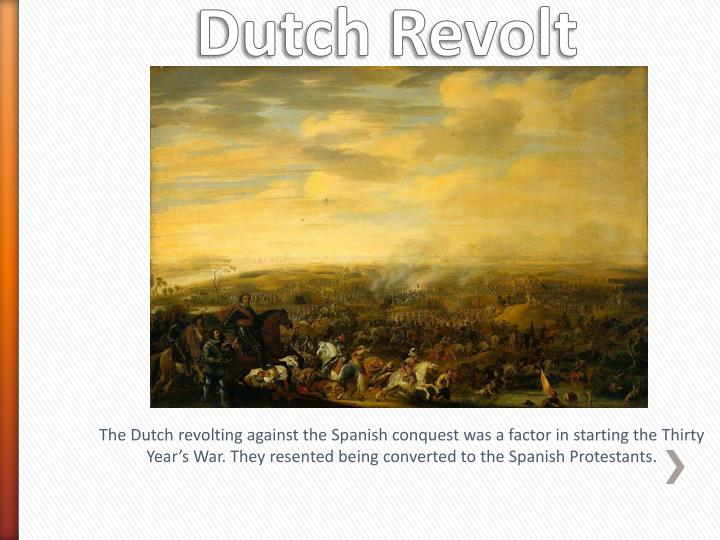 Dutch Revolt