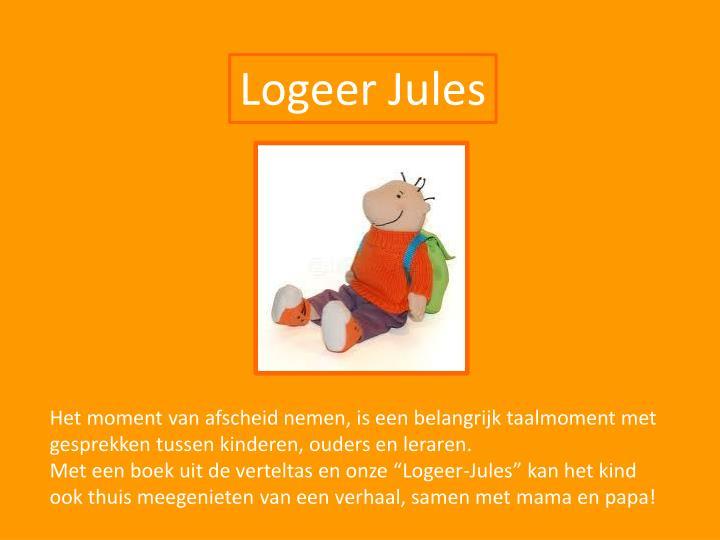Logeer Jules