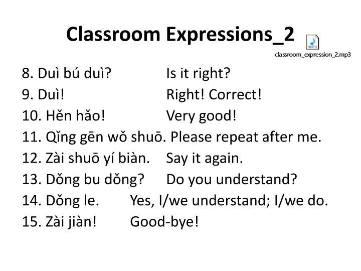 Classroom Expressions_2