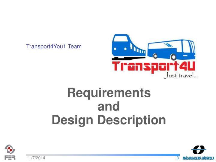 Transport4You1 Team