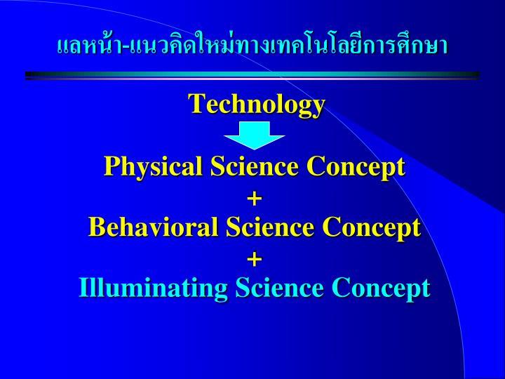 แลหน้า-แนวคิดใหม่ทางเทคโนโลยีการศึกษา