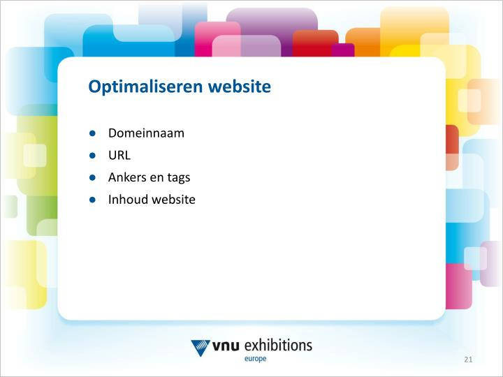 Optimaliseren