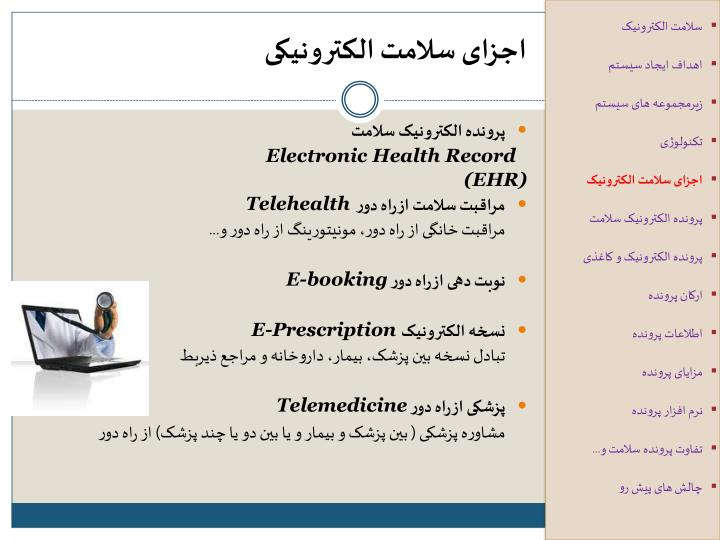 سلامت الکترونیک