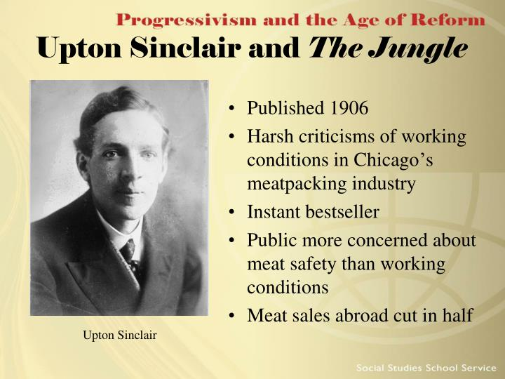 Upton Sinclair and