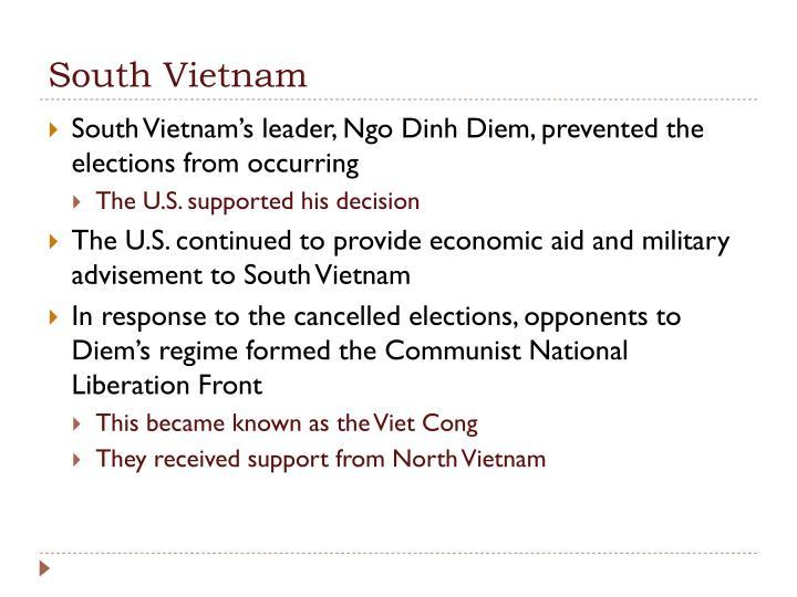 South Vietnam