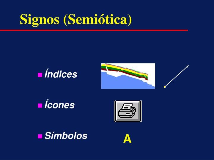 Signos (Semiótica)