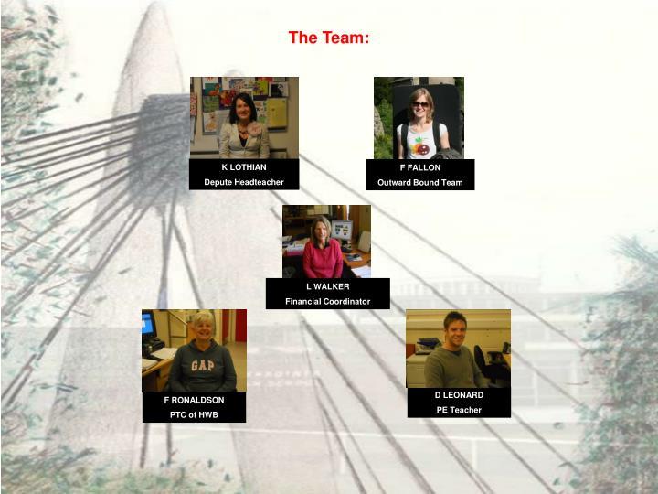 The Team: