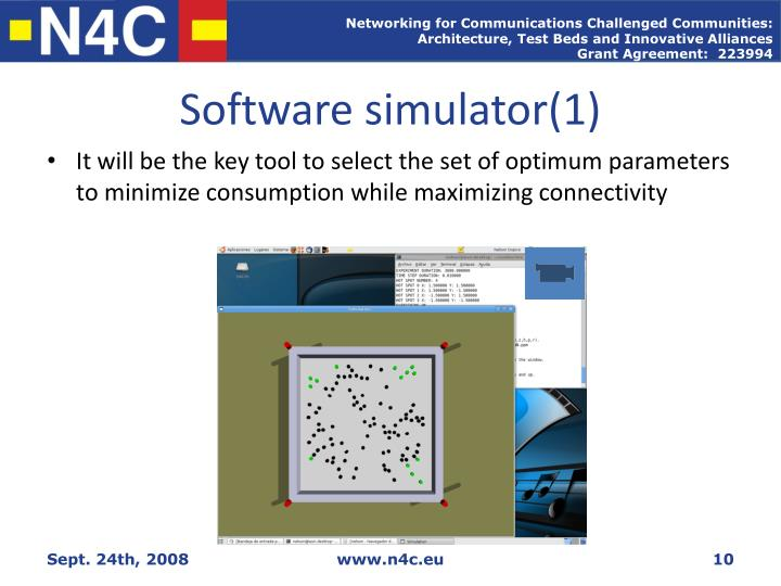 Software simulator(1)