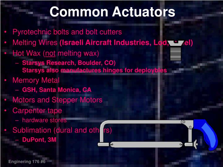 Pyrotechnic bolts and bolt cutters