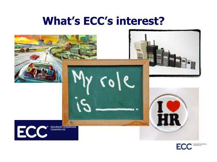 What's ECC's interest?