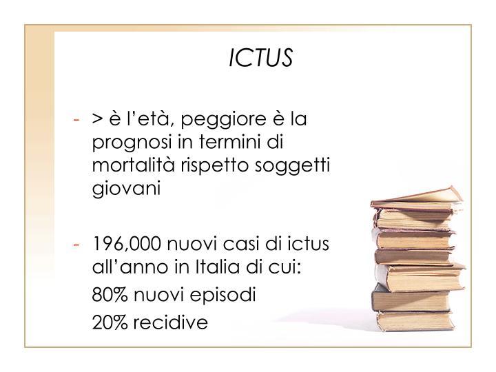 ICTUS