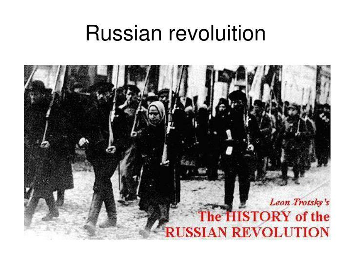 Russian revoluition