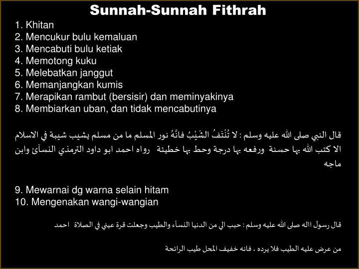 Sunnah-Sunna