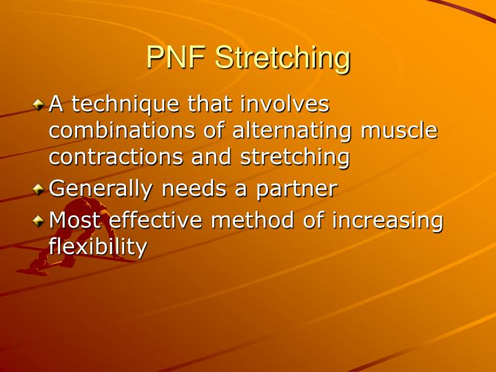 PNF Stretching