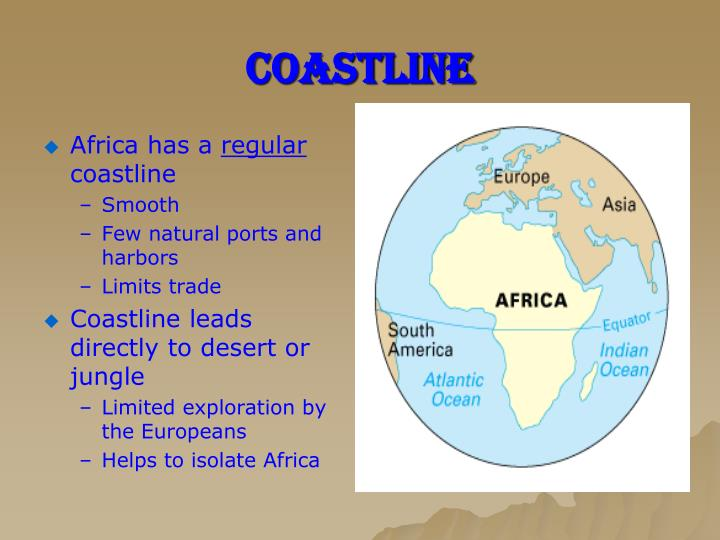 Africa has a