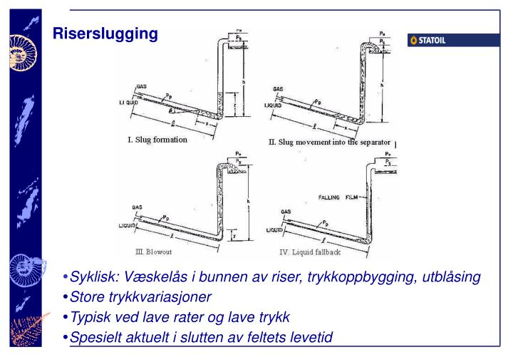 Riserslugging