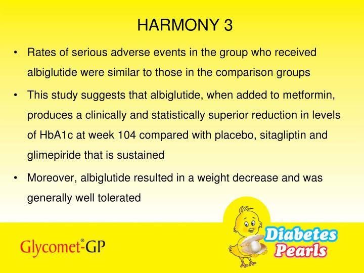 HARMONY 3