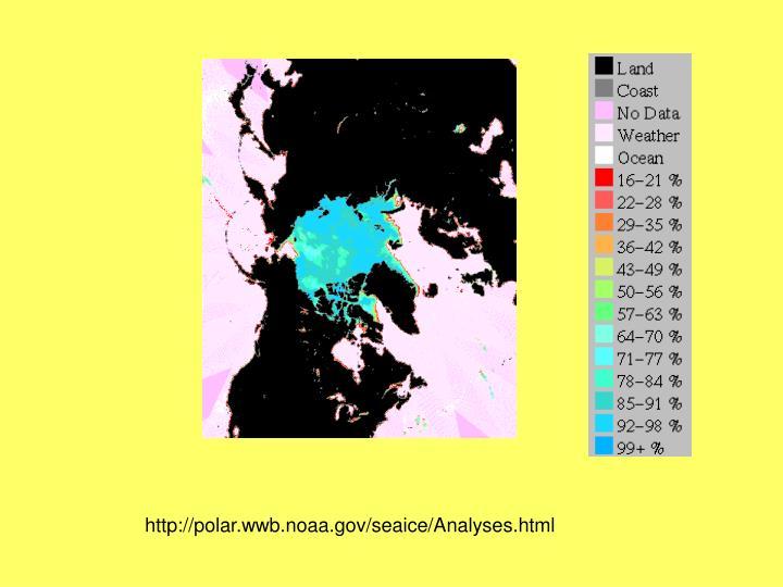 http://polar.wwb.noaa.gov/seaice/Analyses.html