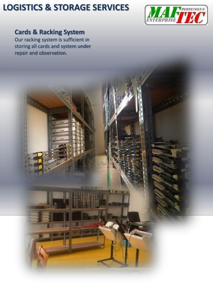 LOGISTICS & STORAGE SERVICES