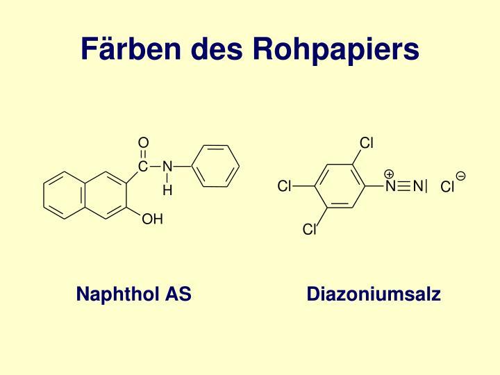Diazoniumsalz