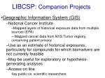 libcsp companion projects
