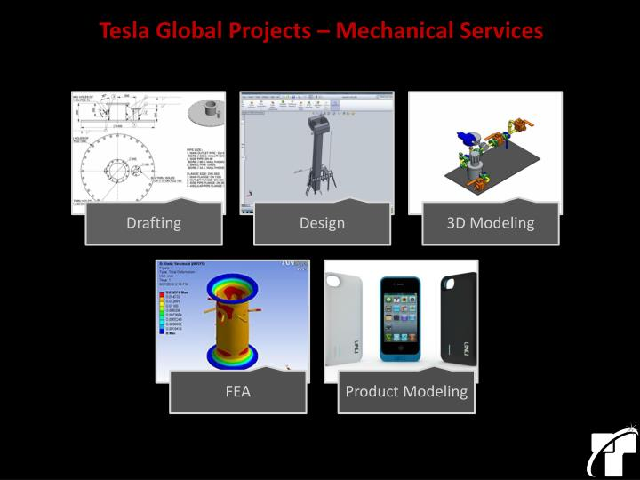 Tesla Global Projects – Mechanical Services