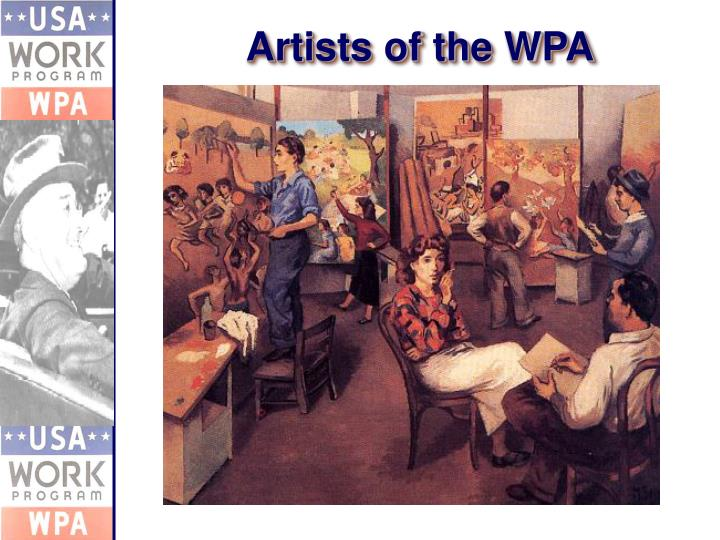 Artists of the WPA