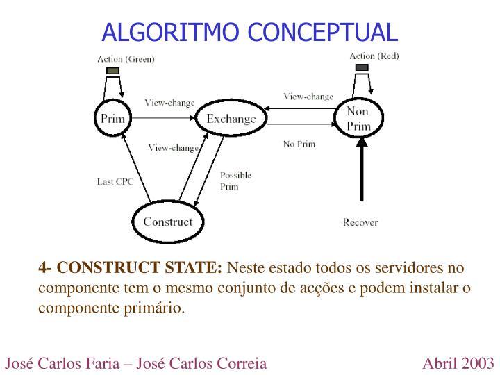 ALGORITMO CONCEPTUAL