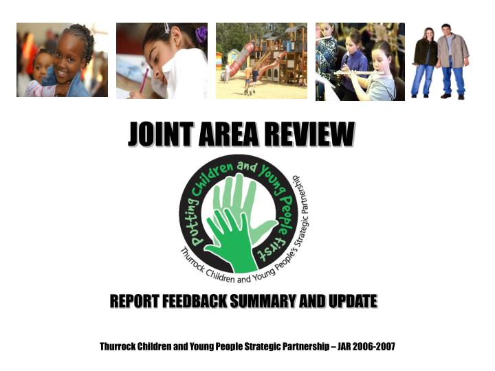 Joint area review