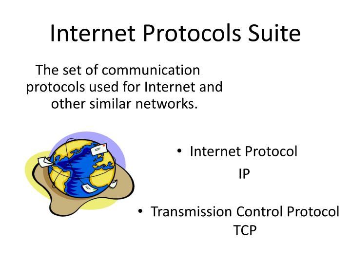 Internet Protocols Suite