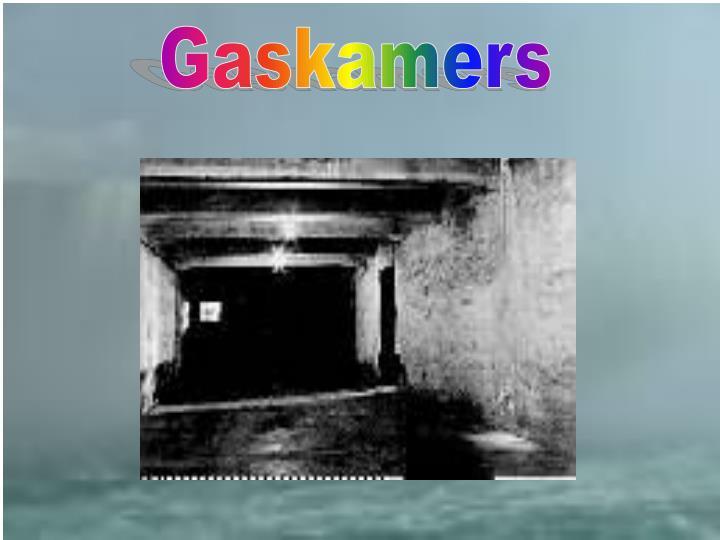 Gaskamers