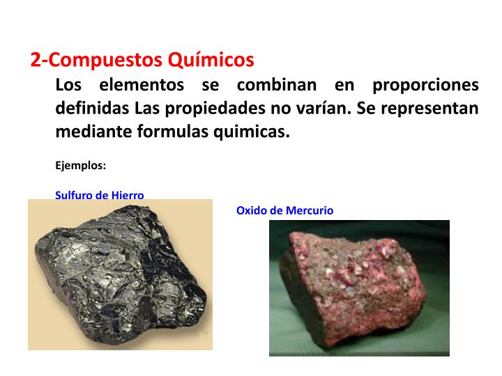 2-Compuestos Químicos