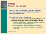 storage magnetic disk storage2