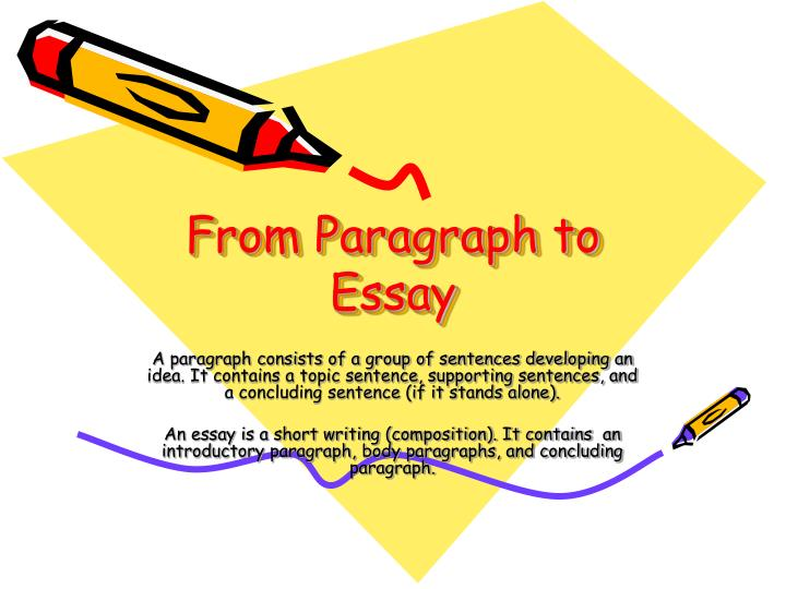 powerpoint on writing 5 paragraph essay 5 paragraph essay powerpoint 5 paragraph essay powerpoint what kind of career goals would someone in computer science have: im writing an essay.