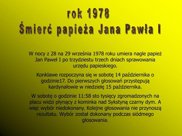 rok 1978