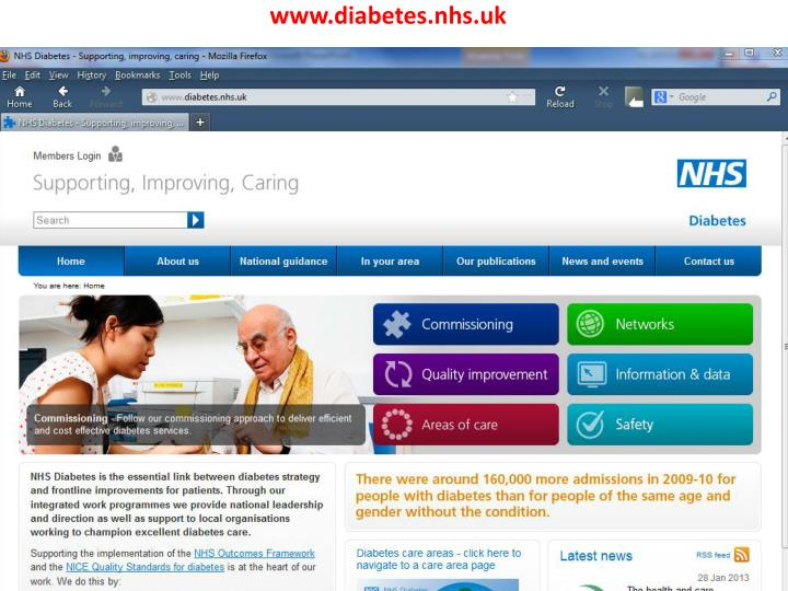 www.diabetes.nhs.uk