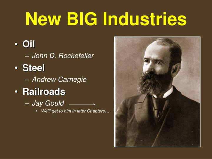 New BIG Industries