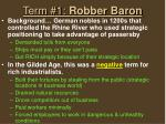 term 1 robber baron