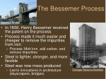 the bessemer process
